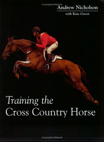 Training the Cross Country Horse