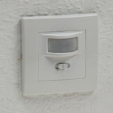 Interruptor mural con sensor de movimiento y LED para lámparas: Amazon.es: Bricolaje y herramientas