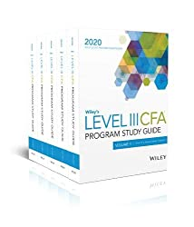 Image of the product Wileys Level III CFA that is listed on the catalogue brand of Wiley.