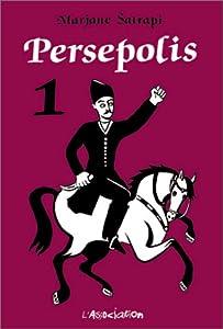 vignette de 'Persepolis n° 1 (Marjane Satrapi)'
