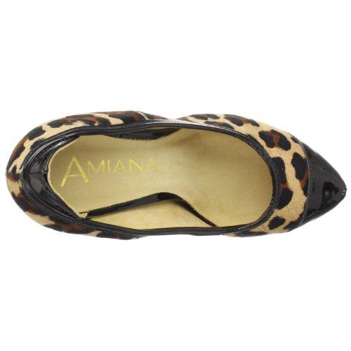 Amiana Donna 12-137020 Pump Leopard / Nero