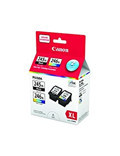Canon PG-245XL / CL-246XL Ink Value Pack Ink (B00JTH2GVQ) | Amazon Products