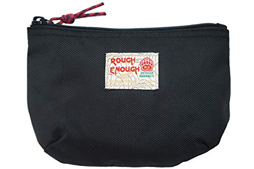 Rough Enough Soft Nylon Big Portable Accessories Organizer Electronics Accessory Lap Top Organizer Travel Cable Management Storage Pouch Bag Case Bag Toiletry Skincare Shaving Dopp Kit Cosmetic Trip