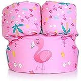 Stearns Kids Puddle Jumper Life Jacket-Flamingo