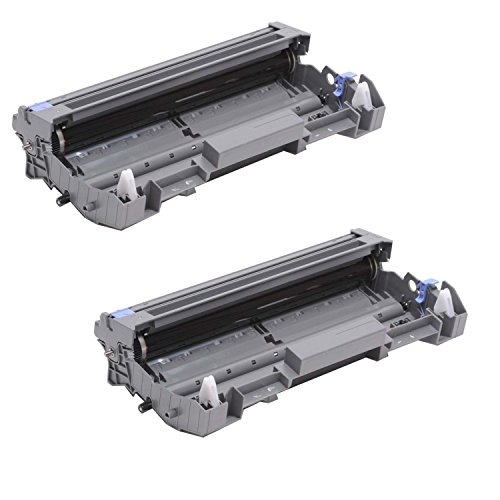 (Compatible Drum Unit Replacement for Brother DR620, for use with DCP-8080DN, DCP-8085DN, HL-5340D, HL-5350DN -2Pack)