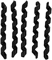 10Pc Spiral Rubber Outer Cable Bike Frame Protectors Brake Cable Shift Cover