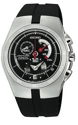 - Seiko Men's SNL013 Arctura Kinetic Watch