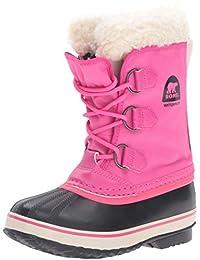 Sorel Girls' Yoot Pac Nylon Waterproof Winter Boot
