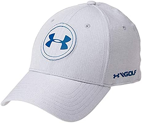 d8cd2134d52 Under Armour 2018 ArmourVent Jordan Spieth Tour Cap Stretch Fit Mens ...