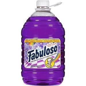 Amazon Com Fabuloso Multi Use Cleaner Lavender 3 169 Oz