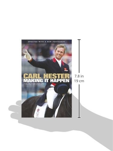 Making It Happen Carl Hester 9781409147688 Amazon Books