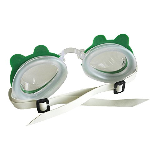 Review Green Frog Swim Goggles