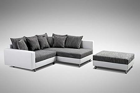 Kuchen Preisbombe Modernes Sofa Couch Ecksofa Eckcouch In Weiss