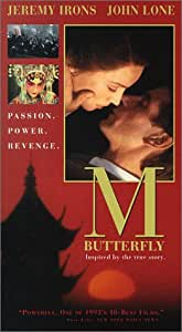 M Butterfly [VHS]