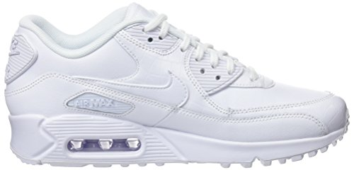 Scarpe White White 133 NIKE Air Donna Max Nero 90 White Running PwqZFw