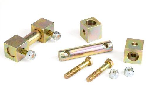 JKS 9603 Front Bar Pin Eliminator Kit for Jeep TJ/XJ/MJ/ZJ/WJ