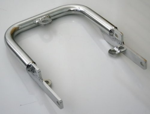 Aluminum ATV Standard Comp Grab Bar Yamaha Warrior 350 1989-2004 XFR Silver