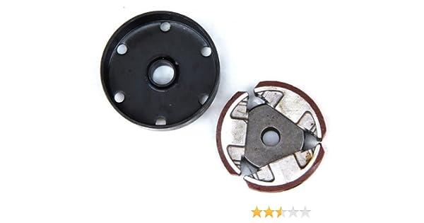 Amazon.com: 1E KTM50 COMPLETE CLUTCH SET JUNIOR SR 50 50SX SX PA05+: Automotive