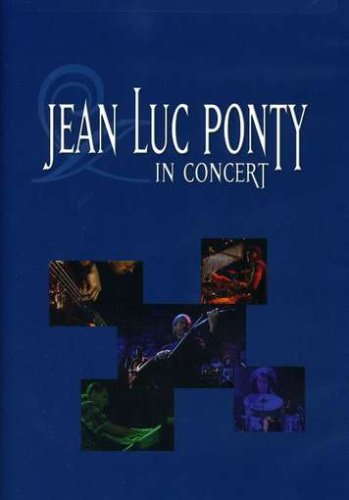 Jean Luc Ponty: Live in Concert by Koch Records