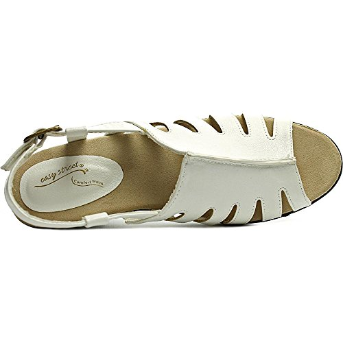 Easy Street Womens Kacia Dress Sandal White oVUsIup