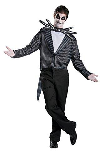 5686 (38-40) Jack Skellington Costume (Jack From Nightmare Before Christmas Costume)
