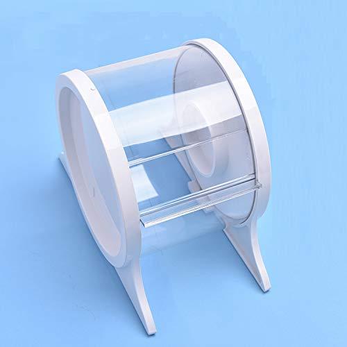 Dental Barrier Film Acrylic Dispenser Protecting Barrier Film Dispensing Box Plastic Stand Holder