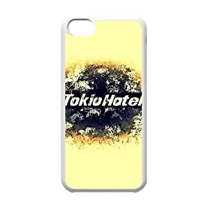 Unique Design Cases Ipod Touch 6 Cell Phone Case White Tokio Hotel Srrxh Printed Cover Protector