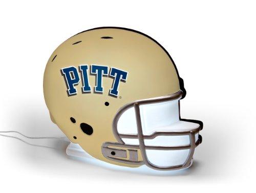 NCAA Pittsburgh Panthers LED-Lit Football Helmet