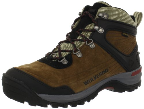 Wolverine Mens Impact Mid BR Hiking Boot Brown Jkzgvuc