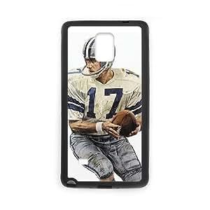 Dallas Cowboys Samsung Galaxy Note 4 Cell Phone Case Black DIY gift zhm004_8714930