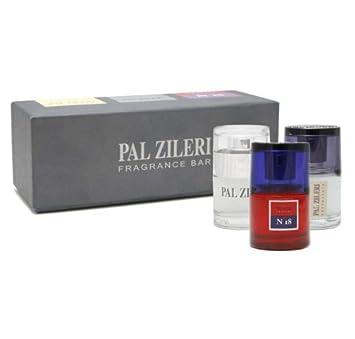 Pal Zileri Collection By Pal Zileri For Men. Gift Set Contains Eau De Toilette Spray 1.0 Oz 30 Ml Each Of Pal Zileri Pal Zileri Sartoriale Concept N 18