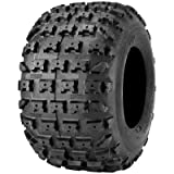 Douglas Wheel MX V4 4 Ply Standard Rear Tire - 8x10x8 , Position: Rear, Tire Size: 18x10x8, Rim Size: 8, Tire Ply: 4, Tire Type: ATV/UTV, Tire Application: Sport MXR-V4-401