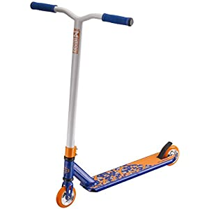 Fuzion X-3 Pro Scooter (2018 Orange & Blue)