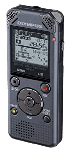 Olympus WS-812 - Grabador de sonido digital portátil, Gris