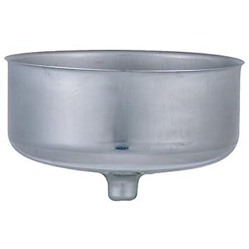 Inox Diam/ètre 125 ISOTIP-JONCOUX 039212 Purge 304
