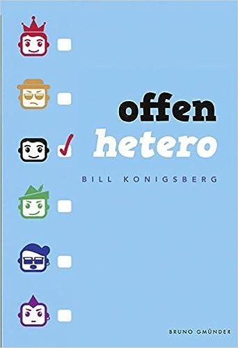 Bill Konigsberg: Offen Hetero; Homo-Editionen alphabetisch nach Titeln