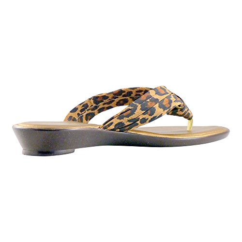 162 Leopard Damianis Thong Flat Sandals 169 Sw6CTnOq