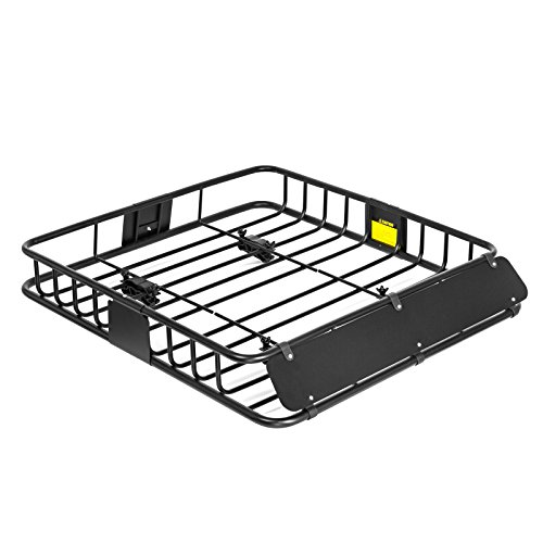 Direct Aftermarket Universal Roof Rack Cargo (Square Tubular Steel)
