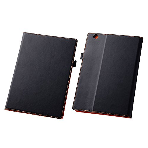 Tablet Case for Sony Xperia Z4 Tablet (Black) - 2
