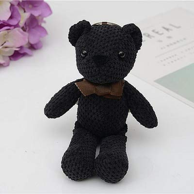 Rarido EH837 - Llavero de tela, diseño de oso de peluche ...