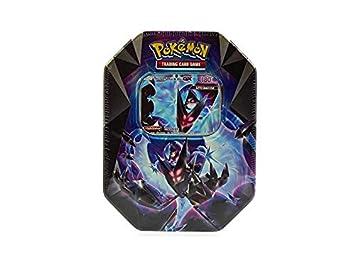 Pokemon JCC- Pokemon TCG - Caja Metálica Necrozma Prisma - Español (Asmodee POTB1801)