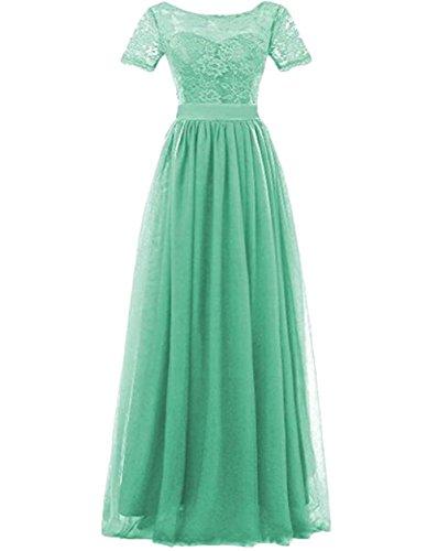 Leader of the Beauty - Vestido - para mujer verde menta