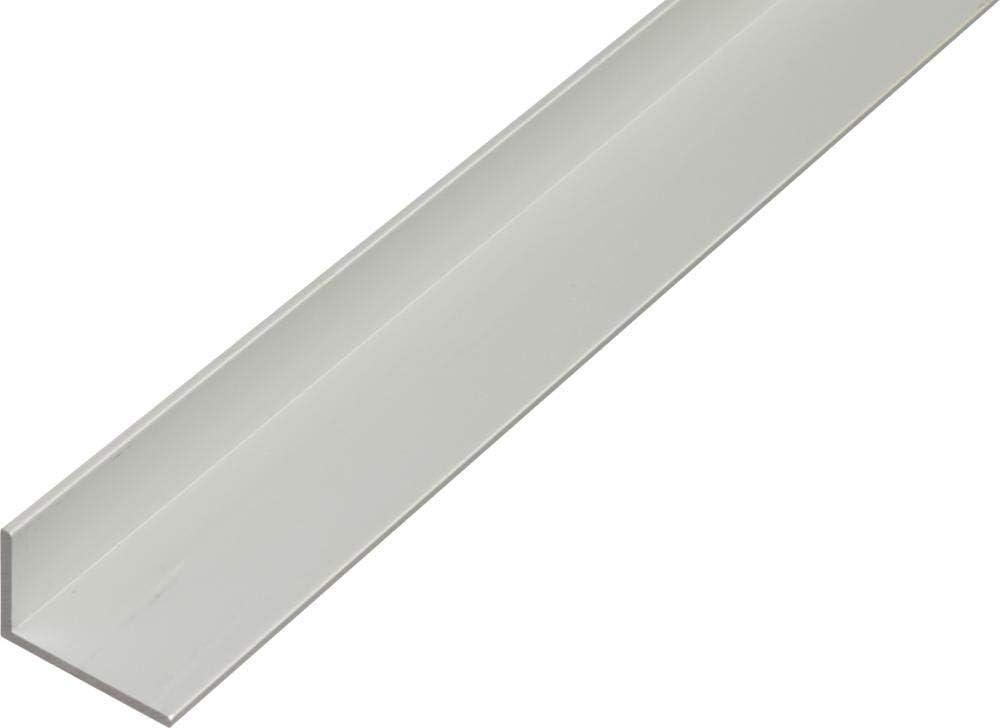 47474 4 GAH.ALBERTS Winkelprofil 20 x 30 x 2 mm aluminium 2 m 7474 silber eloxiert