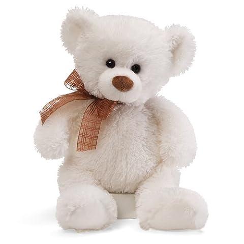 Gund Frosting White Bear 10