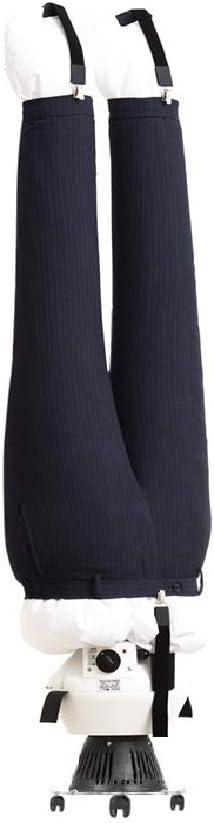 EOLO Plancha Secadora Plancha y Seca en automático Pantalones Shorts, Jeans Refresca Pantalones con Aire frío con 4 Ruedas Planchado Vertical Profesional Garantía de 5 años SA09