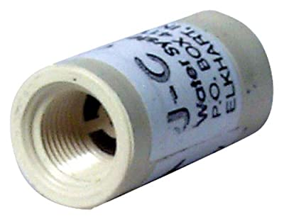 "J & C Water Systems CVS-3 3/8"" Plastic Check Valve by J & C Water Systems"