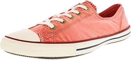 Converse Vrouwen Chuck Taylor Fancy Ox Enkelhoge Mode Sneaker Blozen
