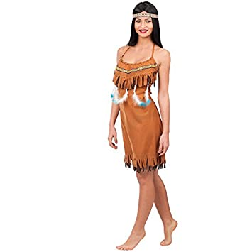 Carnival Toys 83225 - traje de la mujer india para las ...