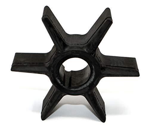 SEI MARINE PRODUCTS-Compatible with Mercury Mariner Force Impeller 47-19453T 40 50 60 70 75 HP 2 Stroke 4 Stroke
