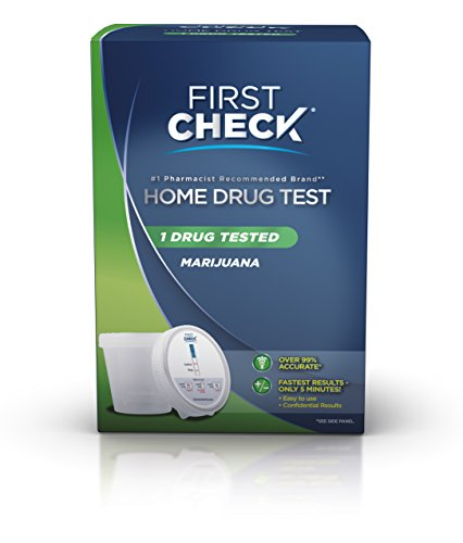 First Check Home Drug Count